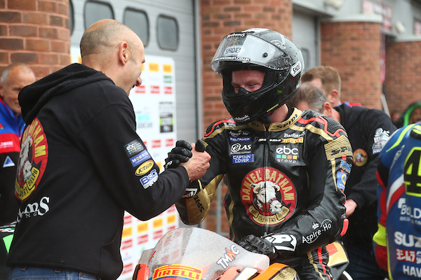 Victory for Taylor Mackenzie & Bathams Racing