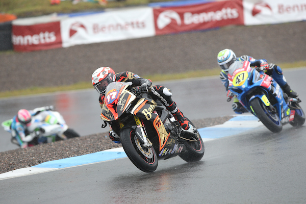 Victory for Taylor Mackenzie in Race 2 at Knockhill