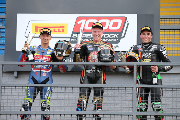 Three wins from four for Taylor Mackenzie at Donington Park